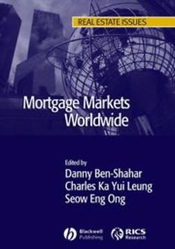 Ben-Shahar, Danny - Mortgage Markets Worldwide, ebook