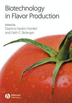 Belanger, Faith - Biotechnology in Flavor Production, ebook