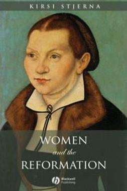 Stjerna, Kirsi - Women and the Reformation, ebook