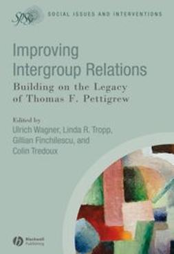 Finchilescu, Gillian - Improving Intergroup Relations, e-bok