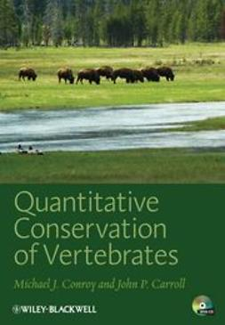 Carroll, John P. - Quantitative Conservation of Vertebrates, ebook