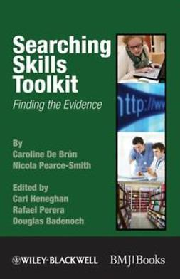 Badenoch, Douglas - Searching Skills Toolkit: Finding the Evidence, ebook