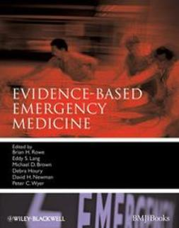 Rowe, Brian - Evidence-Based Emergency Medicine, ebook