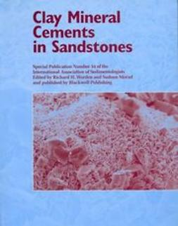 Worden, Richard - Clay Mineral Cements in Sandstones: Special Publication 34 of the IAS, e-bok