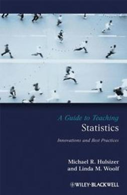 Hulsizer, Michael R. - Guide to Teaching Statistics: Innovations and Best Practices, e-bok