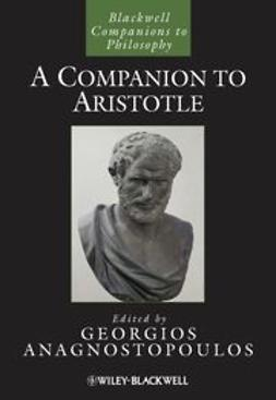 Anagnostopoulos, Georgios - A Companion to Aristotle, e-kirja