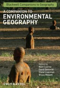 Castree, Noel - A Companion to Environmental Geography, ebook