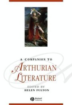 Fulton, Helen - A Companion to Arthurian Literature, e-kirja