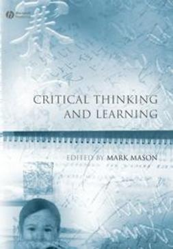 Mason, Mark - Critical Thinking and Learning, ebook