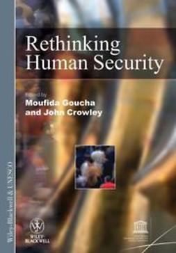 Goucha, Moufida - Rethinking Human Security, e-kirja