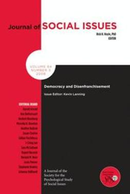 Lanning, Kevin - Democracy and Disenfranchisement, ebook