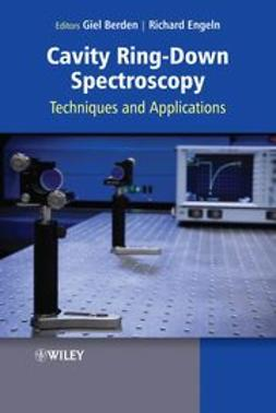Berden, Giel - Cavity Ring-Down Spectroscopy: Techniques and Applications, ebook