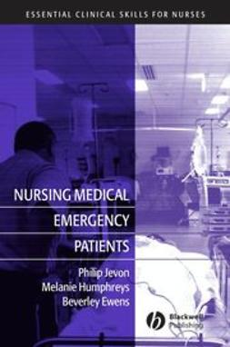 Jevon, Phil - Nursing Medical Emergency Patients, ebook