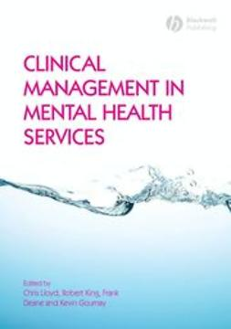 Lloyd, Chris - Clinical Management in Mental Health Services, ebook
