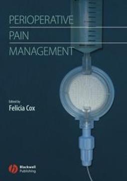 Cox, Felicia - Perioperative Pain Management, ebook