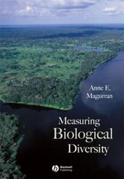 Magurran, Anne E. - Measuring Biological Diversity, ebook