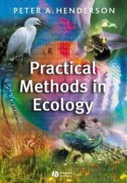 Henderson, P. A. - Practical Methods in Ecology, ebook