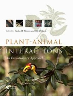 Herrera, Carlos M. - Plant Animal Interactions: An Evolutionary Approach, ebook