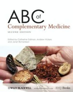 Zollman, Catherine - ABC of Complementary Medicine, ebook