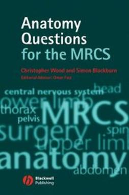 Wood, Christopher - Anatomy Questions for the MRCS, ebook