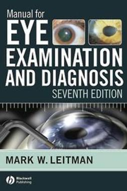 Leitman, Mark - Manual for Eye Examination and Diagnosis, ebook