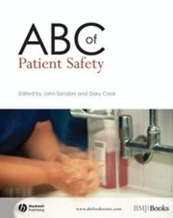 Sandars, John - ABC of Patient Safety, ebook