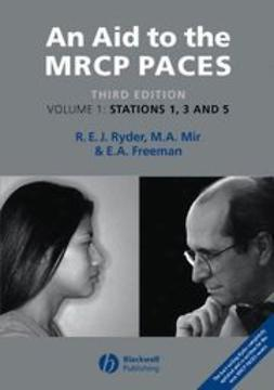 Ryder, Bob - An Aid to the MRCP PACES: Stations 1, 3 and 5, ebook