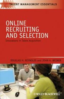 Reynolds, Douglas H.  - Online Recruiting and Selection: Innovations in Talent Acquisition, ebook