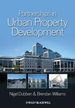 Dubben, Nigel - Partnerships in Property Development, ebook