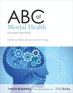 Davies, Teifion - ABC of Mental Health, ebook
