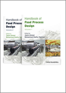 Ahmed, Jasim - Handbook of Food Process Design, 2 Volume Set, ebook