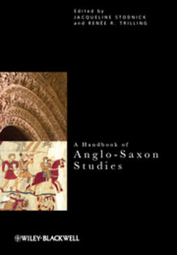 Stodnick, Jacqueline - A Handbook of Anglo-Saxon Studies, ebook