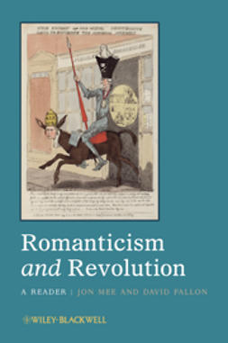 Mee, Jon - Romanticism and Revolution: A Reader, ebook