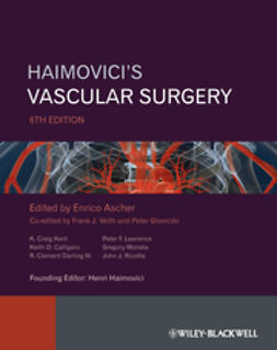 Ascher, Enrico - Haimovici's Vascular Surgery, ebook