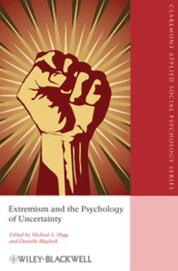 Blaylock, Danielle L. - Extremism and the Psychology of Uncertainty, ebook