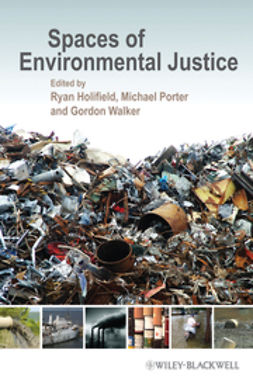 Holifield, Ryan - Spaces of Environmental Justice, e-bok