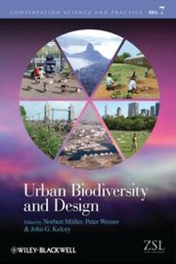 Muller, Norbert - Urban Biodiversity and Design, ebook