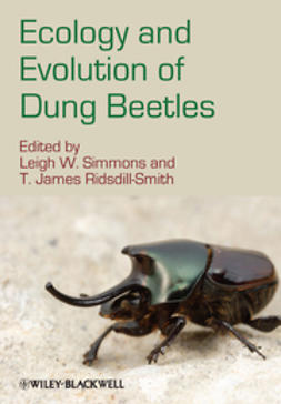 Simmons, Leigh W. - Ecology and Evolution of Dung Beetles, ebook