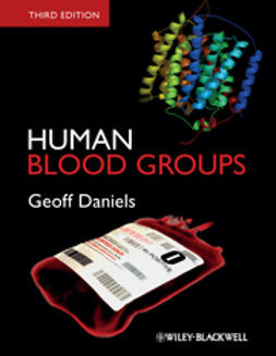 Daniels, Geoff - Human Blood Groups, ebook