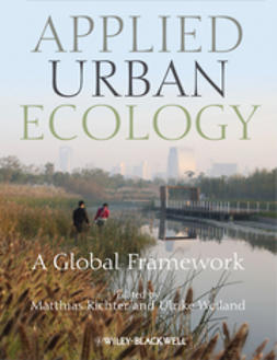 Richter, Matthias - Applied Urban Ecology: A Global Framework, ebook