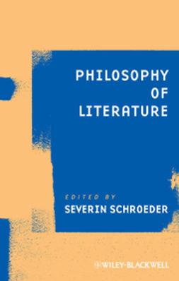 Schroeder, Severin - Philosophy of Literature, e-bok
