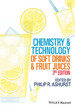 Ashurst, Philip R. - Chemistry and Technology of Soft Drinks and Fruit Juices, e-kirja