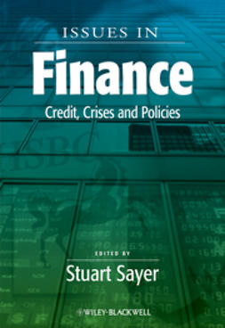 Sayer, Stuart - Issues in Finance: Credit, Crises and Policies, ebook