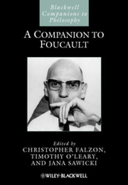 Falzon, Christopher - A Companion to Foucault, e-kirja