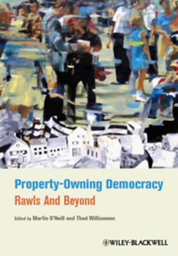 O'Neill, Martin - Property-Owning Democracy: Rawls and Beyond, ebook