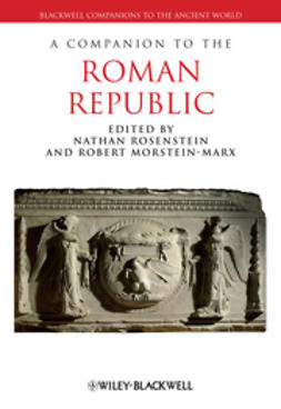 Rosenstein, Nathan - A Companion to the Roman Republic, ebook