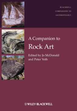 McDonald, Jo - A Companion to Rock Art, ebook