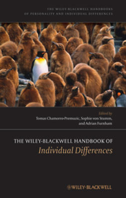 Chamorro-Premuzic, Tomas - The Wiley-Blackwell Handbook of Individual Differences, ebook