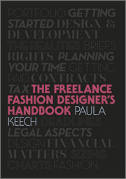 Keech, Paula - Freelance Fashion Designer's Handbook, ebook