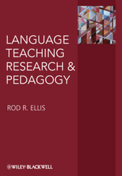 Ellis, Rod - Language Teaching Research and Language Pedagogy, ebook
